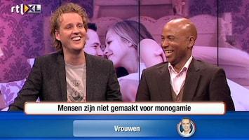 Wat Vindt Nederland? - Mensen Niet Gemaakt Voor Monogamie