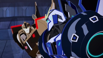 Transformers Robots In Disguise Afl. 26