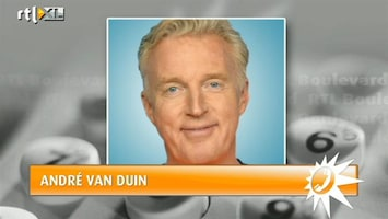 RTL Boulevard André van Duin over nep Twitter account