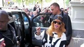 RTL Boulevard Rihanna in Nederland voor concerten