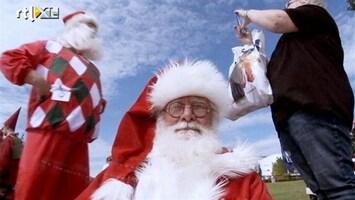 RTL Nieuws Kerstmannen bijeen in Kopenhagen