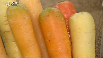 RTL Nieuws Veredeld groentezaad: Hollands goud