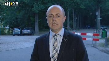 RTL Nieuws Lage Vuursche dicht voor begrafenis Friso