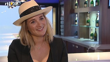 RTL Boulevard Lieke van Lexmond over spelling en haar nieuwe liefde
