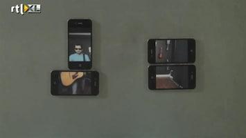 Editie NL Bizar: Nieuwe iPhone kunst