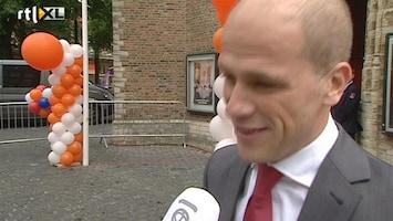 RTL Nieuws PvdA en VVD nek-aan-nek aan vooravond verkiezingen