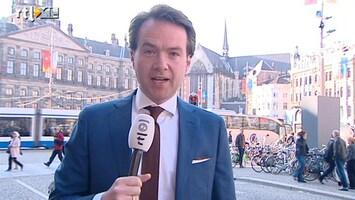 RTL Nieuws 'Alles op schema' in Amsterdam