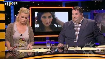 RTL Boulevard Kim Kardashian gaat trouwen
