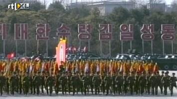 RTL Nieuws Noord-Korea toont militaire pracht