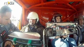 RTL GP: Dakar Pre-proloog Taxirit 3 Marcel Schoo
