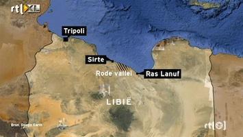 RTL Nieuws Ook buiten Tripoli nog veel strijd