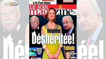 RTL Boulevard Delphine Boel onterfd door wettelijke vader