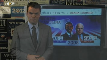 Verkiezingen Vs: Obama Vs Romney - Afl. 14