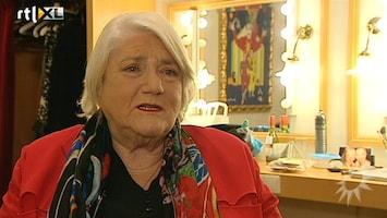 RTL Boulevard Pensionerend Nelly Frijda: Het zal vreemd worden