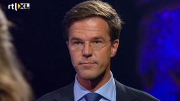 RTL Nieuws Rutte: geen geld meer naar Griekenland