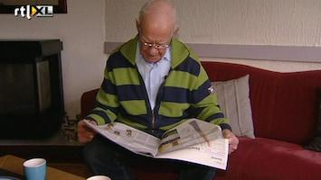 RTL Nieuws 'Pijnlijk dat korten pensioenen noodzakelijk is'