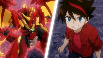 Bakugan Battle Planet Afl. 74
