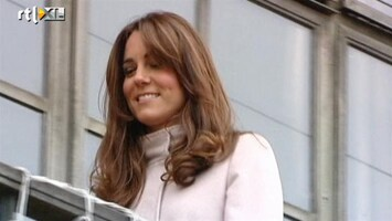 Editie NL Prinses Kate is zwanger!