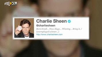 Films & Sterren Het gaat beter met Charlie Sheen