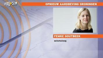 RTL Nieuws Seismoloog: In noorden 40 bevingen per jaar