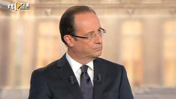 RTL Nieuws Hollande valt Sarkozy hard aan