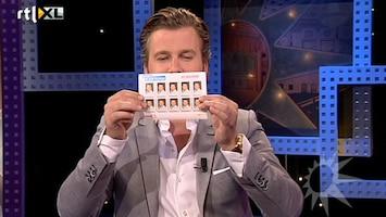 RTL Boulevard Eigen postzegel voor Albert Verlinde