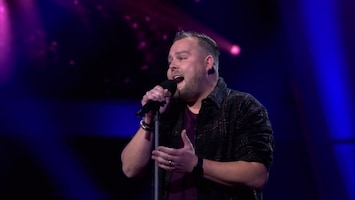 The voice of Holland: Jasper Wever - Have You Ever Really Loved A Woman? (fragment)