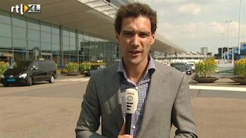 RTL Nieuws 'Passagier meldt dat er niets aan de hand is'
