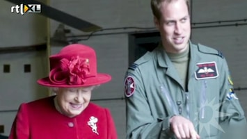 RTL Boulevard William en Harry over Elizabeth