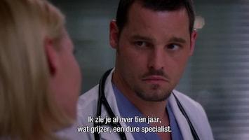 Grey's Anatomy - I Will Follow You Into The Dark