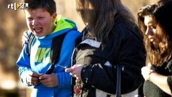 RTL Nieuws Kinderen vertellen over bloedbad op school Newtown