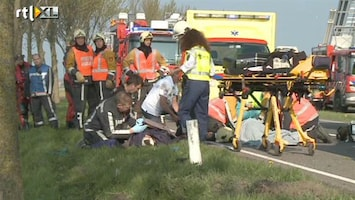 RTL Nieuws Doorrijders na ongeval zelden gepakt