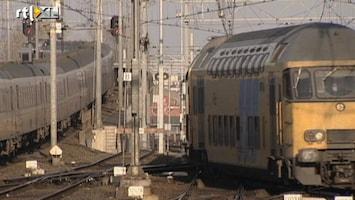 Editie NL Zorgen over de veiligheid van het spoor