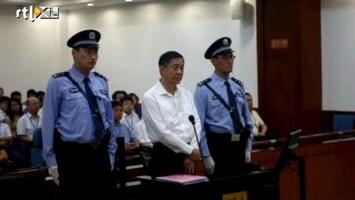 RTL Nieuws Bo Xilai: Van rijzende ster naar verdachte in megaproces