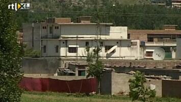 RTL Nieuws Het ommuurde huis van Osama