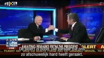 RTL Nieuws Presentator viert dood Osama