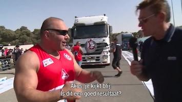 De Sterkste Man - Wk Vrachtwagen Trekken