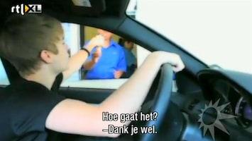 RTL Boulevard Justin Bieber doet aan Coneing