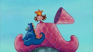 Florrie's Draakjes Tijd voor een bad, drakenvriendje!