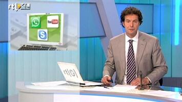 RTL Z Nieuws Verhagen: Iedere Nederlander heeft recht op volledige en vrije toegang tot internet.