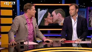 RTL Boulevard Een analyse van 'de kus'