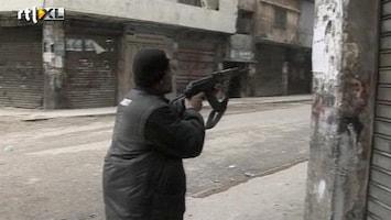 RTL Nieuws Zware gevechten in Tripoli