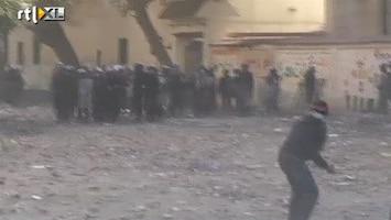 RTL Nieuws Onrust in Caïro houdt aan