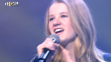 The Voice Kids Laura - Edge of Glory