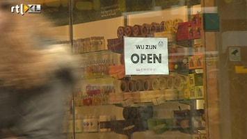 RTL Nieuws Nu ook iedere zondag winkels open in Utrecht