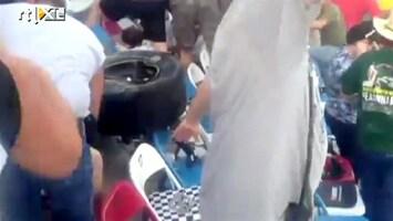 RTL Nieuws 28 gewonden bij crash Nascar-race Daytona Beach
