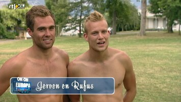 Oh Oh Europa - Oh Oh Europa Aflevering 16
