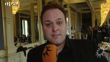 RTL Boulevard En boodschap van Frans voor vader Chris
