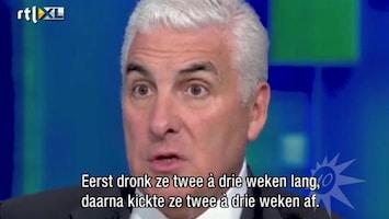 RTL Boulevard Vader Winehouse doorbreekt stilzwijgen