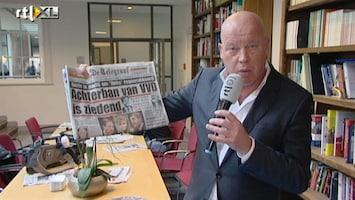 RTL Nieuws Frits Wester: VVD gaat moeilijk overleg in